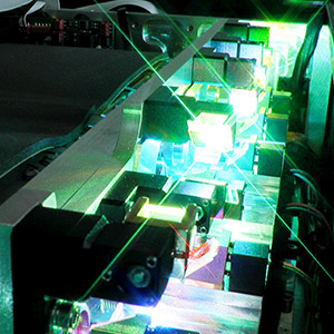 technical laser training